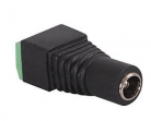 CCTV 12VDC Power Plug Female